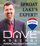 Dave Koszegi Realtor Lakefront Real Estate Port Alberni